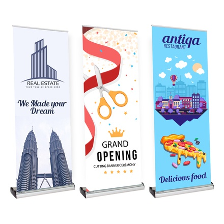 Deluxe-Wide-Base-Single-screen-Roll-Up-Banner-Stands-4