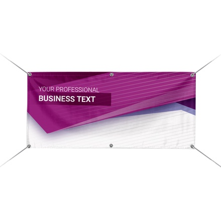 Professional-Banners for outdoors