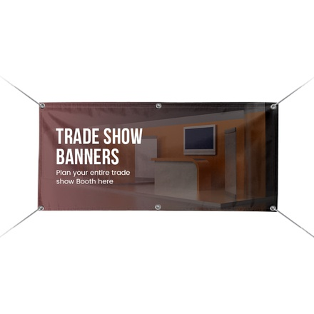 Trade-Show-Banners outside