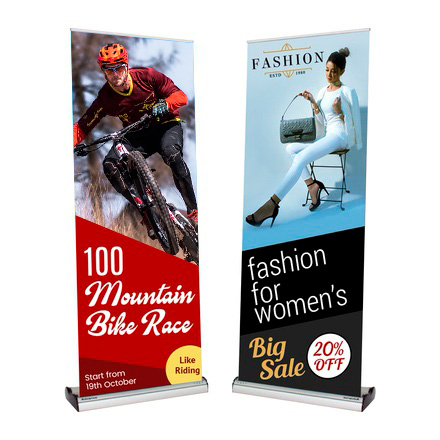 single screen rollup retractable banner (2)