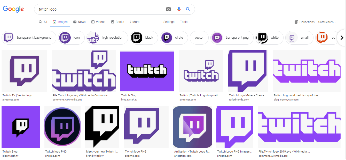 How to Make a Twitch profile picture for free